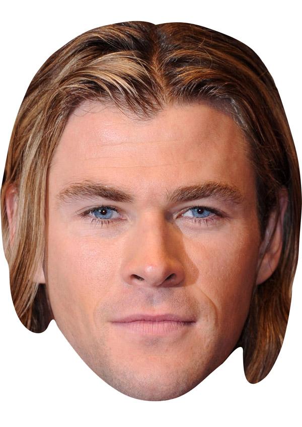 Chris Hemsworth Mask