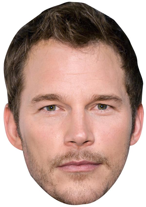 Chris Pratt Mask
