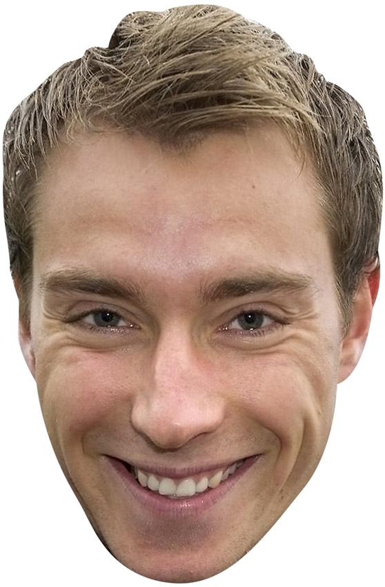 Christian Eriksen Mask
