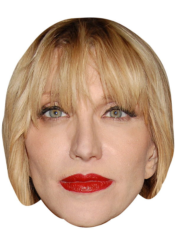Courtney Love Mask