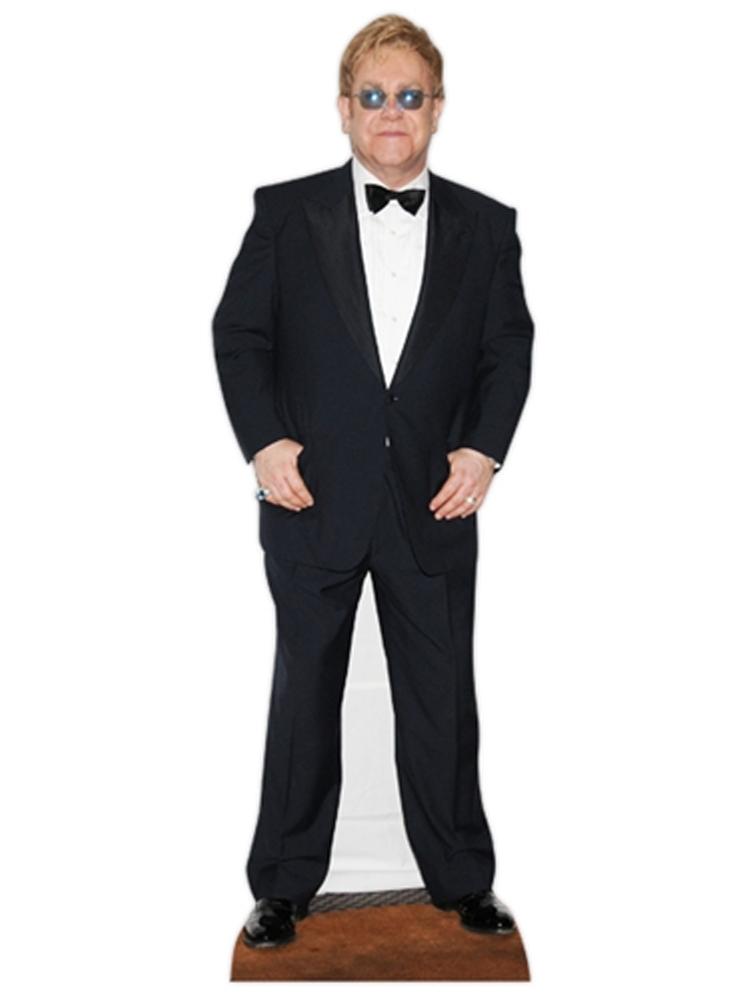 Elton John Life-size Cardboard Cutout