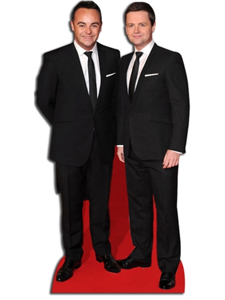 Ant & Dec Life-size Double Cardboard Cutout