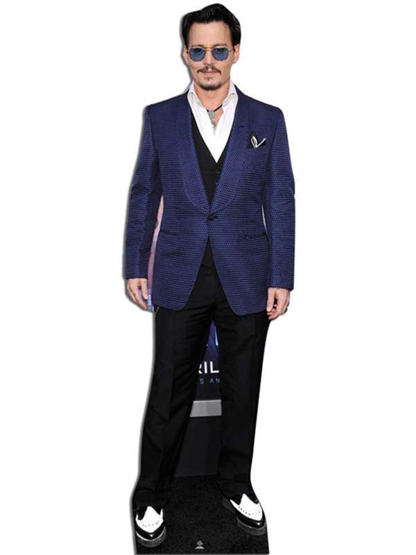 Johnny Depp Life-sized Cardboard Cutout
