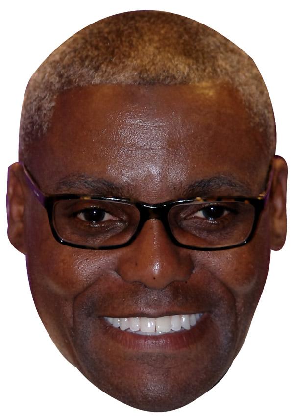 Carl Lewis Mask