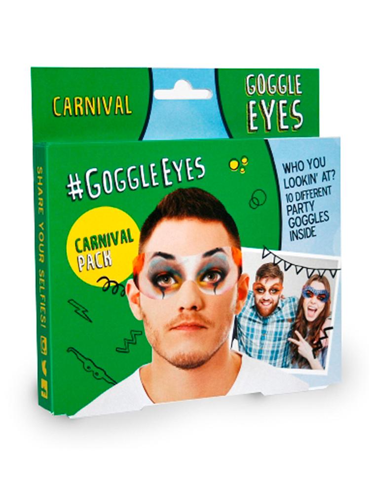Carnival Goggle Eye Glasses