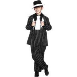 Child's Gangster Suit Costume