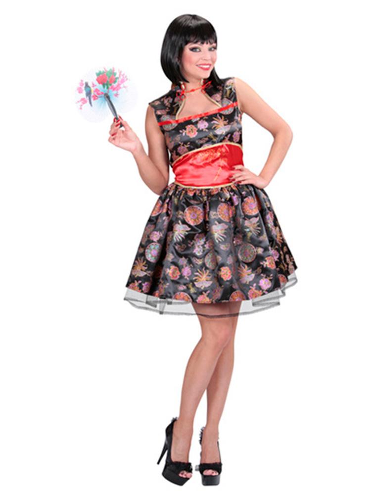 China Girl Costume(Dress)