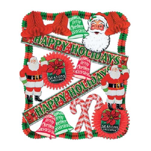 Christmas Decorating Kit - 20 Pcs