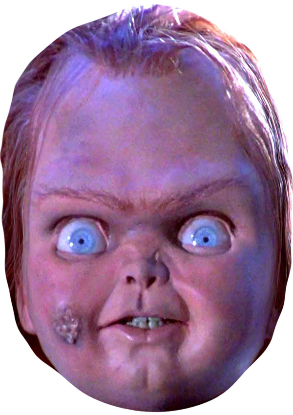 Chucky 1 Face Mask