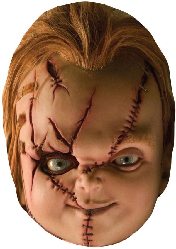 Chucky 2 Face Mask