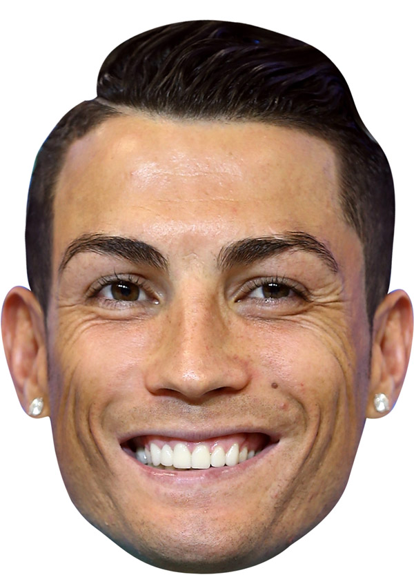 Cristiano Ronaldo Mask