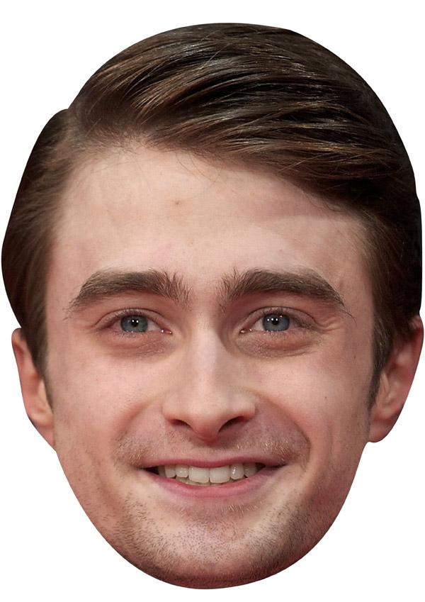 Daniel Radcliffe Mask