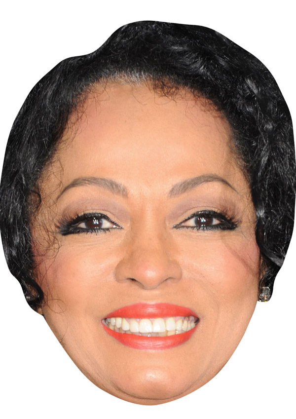 Diana Ross Mask