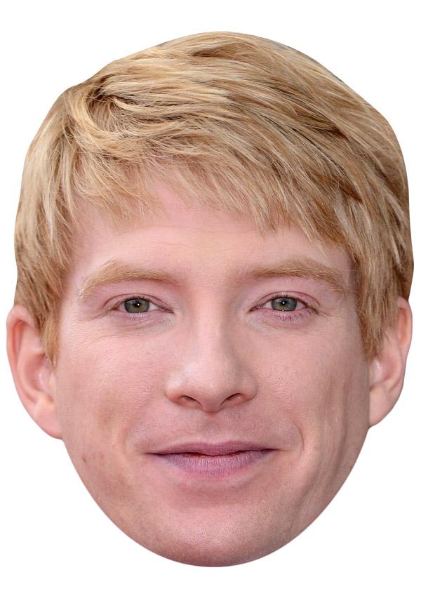 Domnhall Gleeson Mask