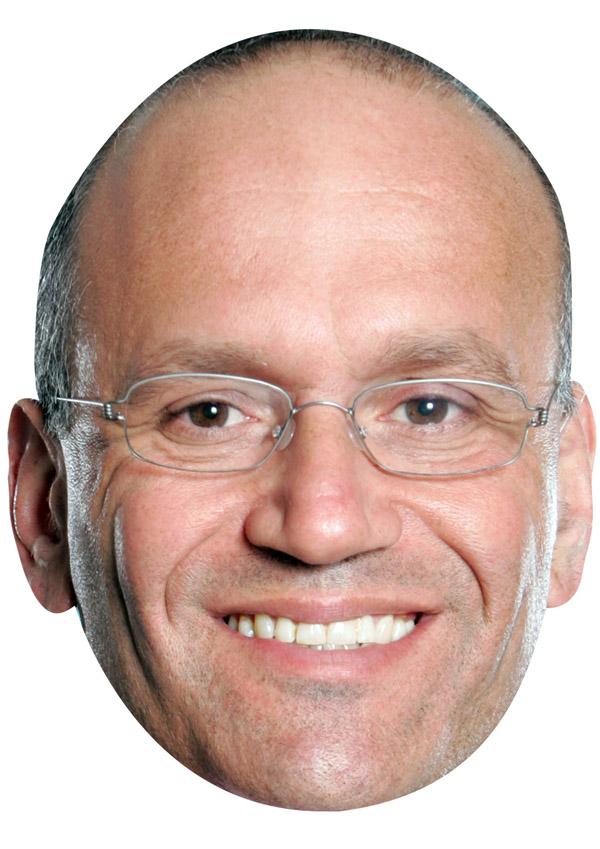 Doug Richard Mask