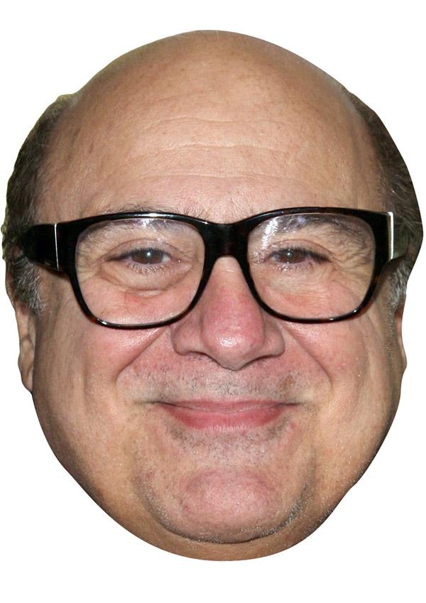 Danny DeVito Face Mask