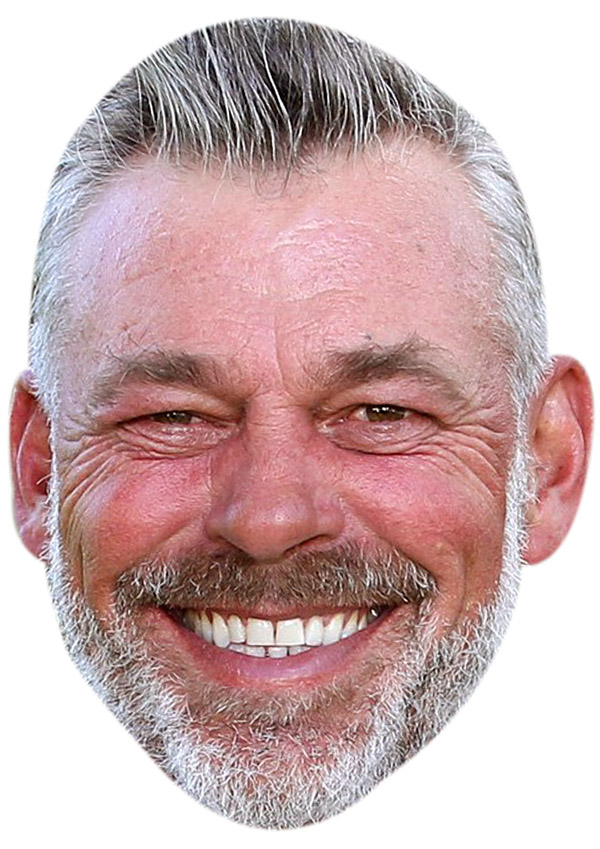 Darren Clarke Mask