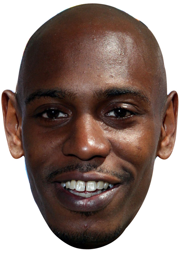 Dave Chappelle Mask