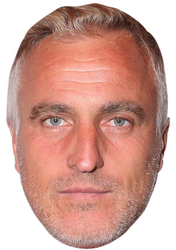 David Ginola Mask