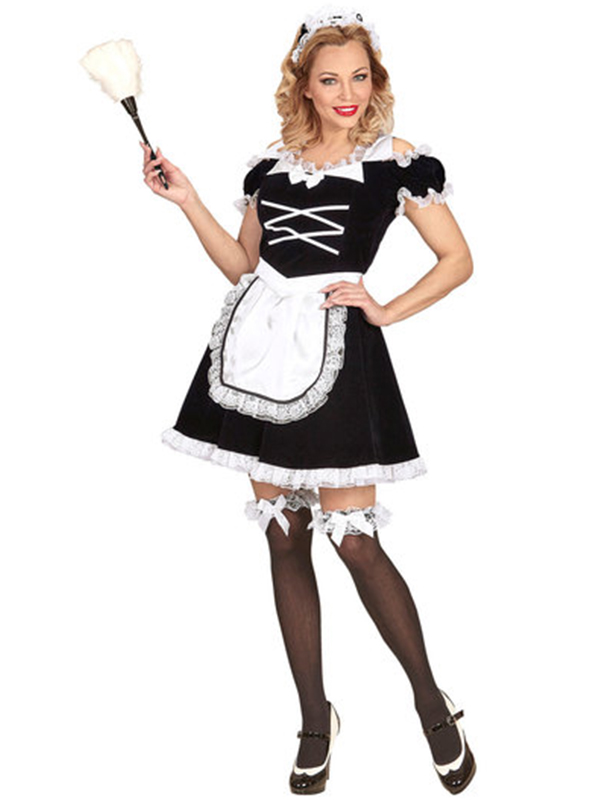 French maid pics
