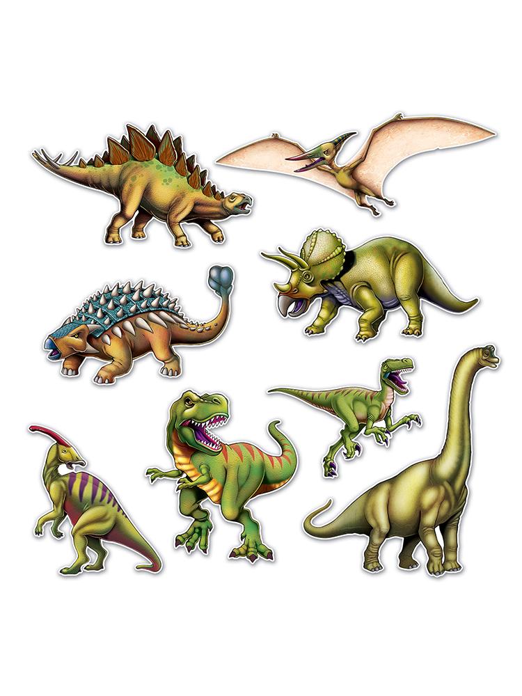 Dinosaur Cutouts
