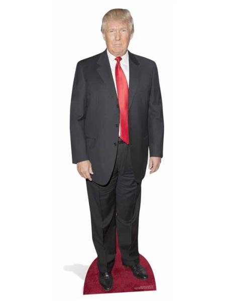 Donald Trump Lifesize Cardboard Cutout
