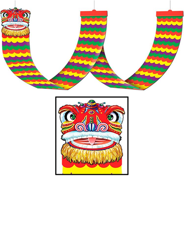 Dragon Ceiling Decoration
