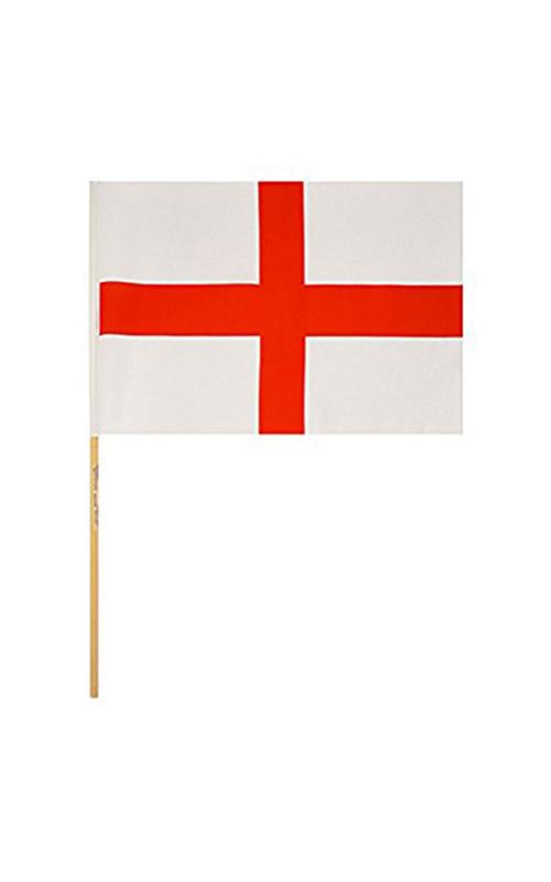 England (St George) Hand Waving Flag