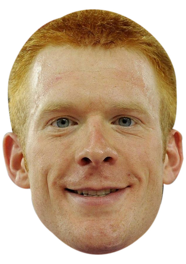 Ed Clancy Mask