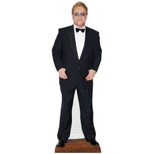Elton John Lifesize Cardboard Cutout
