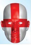 England Flag Mask