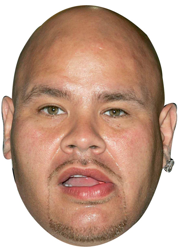 Fat Joe Mask