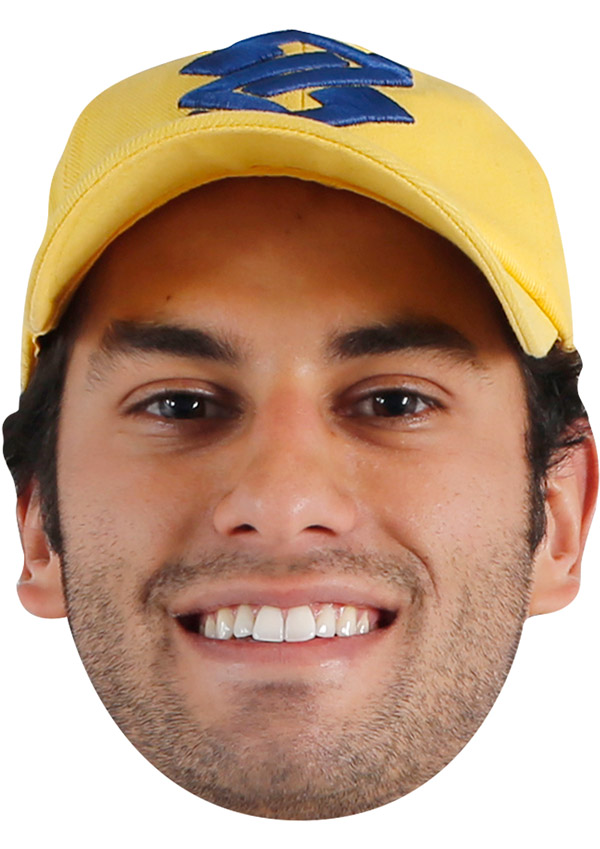 Felipe Nasr Cap Mask