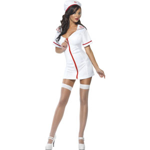 Fever Sexy Nurse Costume (12345)
