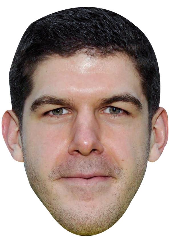 Fraser Forster Mask