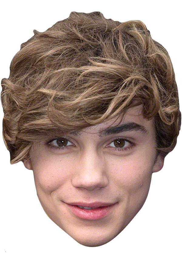 George Shelley Mask