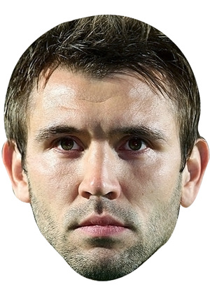 Gareth McAuley Mask