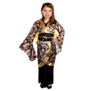 Geisha Girl Costume 12345