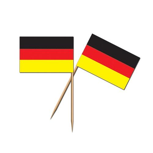 German Flag Picks
