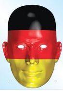Germany Flag Mask