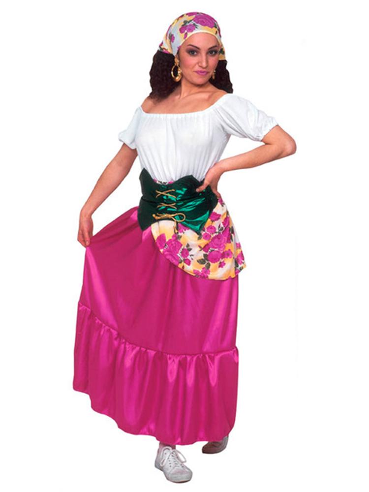 Gipsy Costume