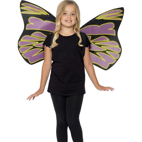 Glow In The Dark Flutter Wings