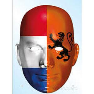 Holland Flag Mask