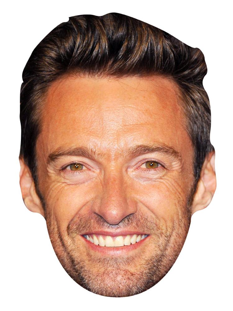 Hugh Jackman Mask