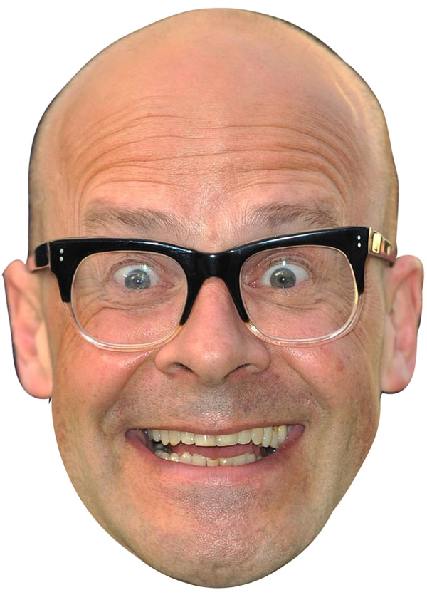 Harry Hill Mask