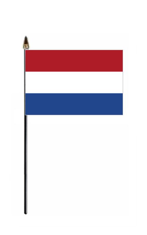 Holland Hand Held Flag