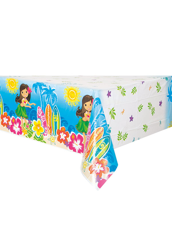 Hula Beach Party Table cover