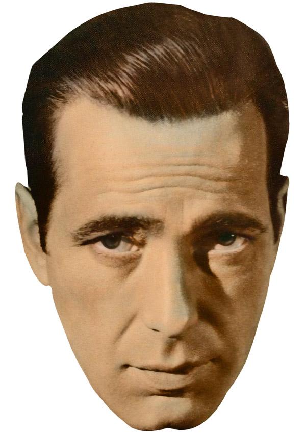 Humphrey Bogart Mask