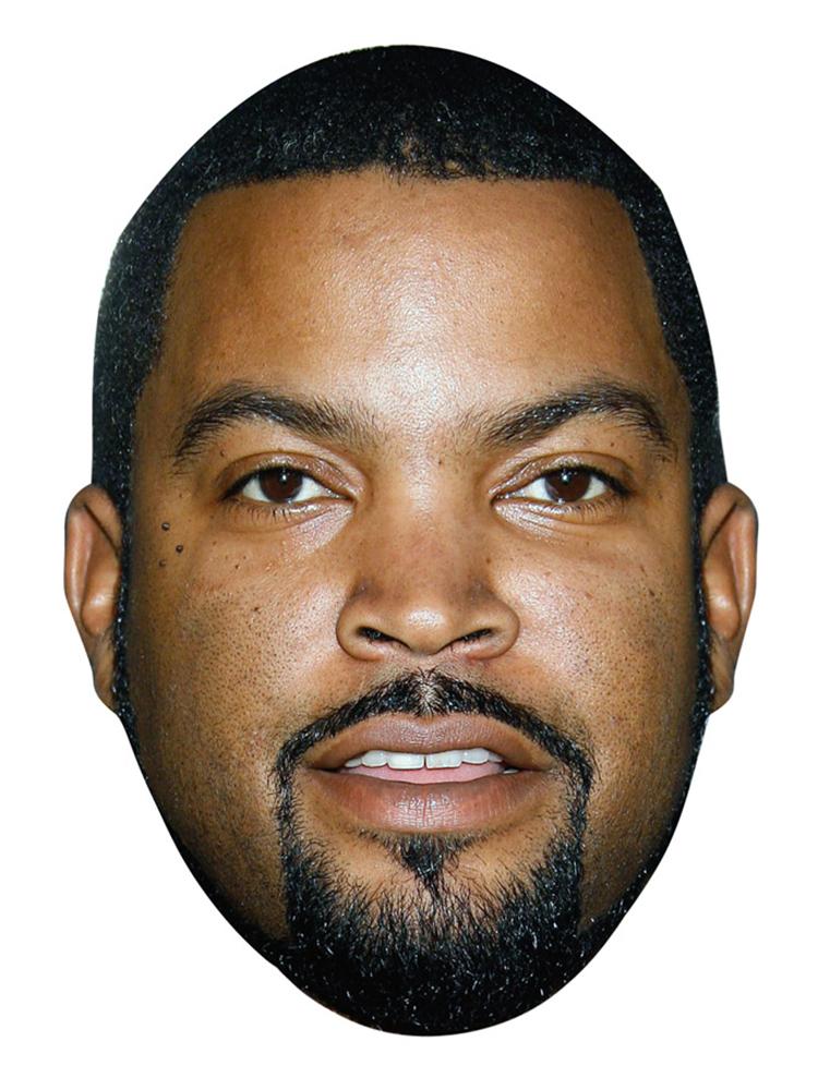 Ice Cube Mask