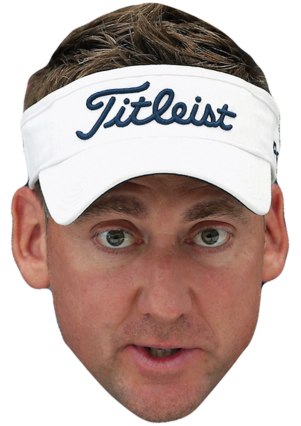 Ian Poulter Mask